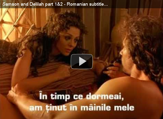 Samson and Delilah (full movie)